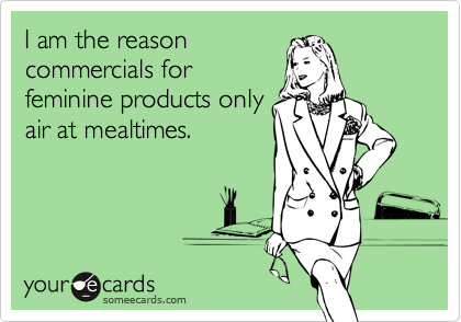 I am the reason