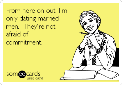 Dating A Man Afraid Of Commitment