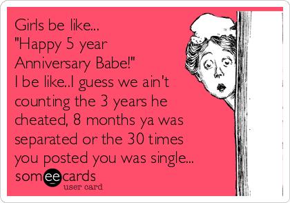 happy 3 year anniversary babe