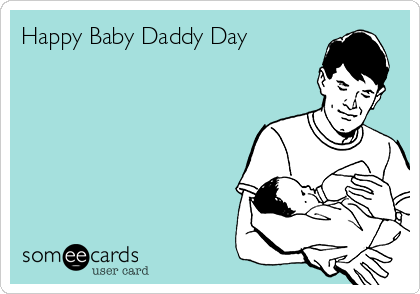 Happy Baby Daddy Day