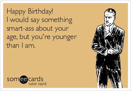 Happy Birthday Ass