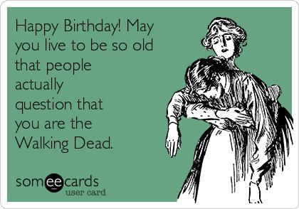 Nurse Funny Ecards Happy Birthday! May yo...
