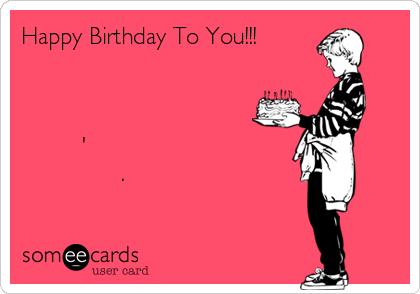 Happy Birthday To You!!! Να τα εκατοστήσεις γλυκία μου Τάνια  ότι επιθυμείς με χαρά  γέλιο να 'ναι η κάθε  μέρα που περνάς.