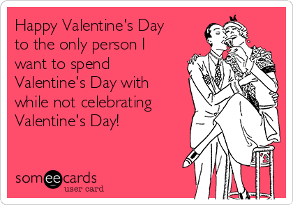 valentines day not officially dating Here's are some valentine's day ideas and advice on how to survive this lovey-dovey holiday when you just started dating a new guy tread carefully  valentine's day with your not-quite .