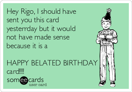 Search Results For Belated Birthday Ecards From Free And Funny – Free Belated Birthday Cards