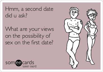 zweites date flirten
