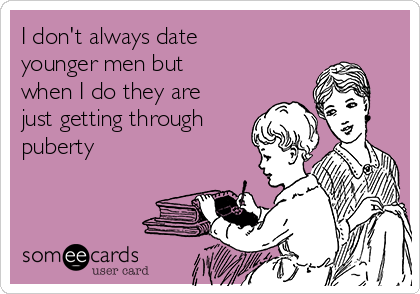 Dos and donts of dating a younger guy