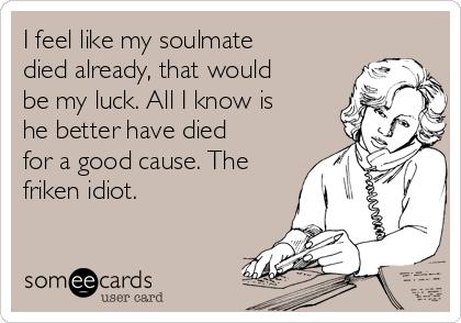 Do i already know my soulmate