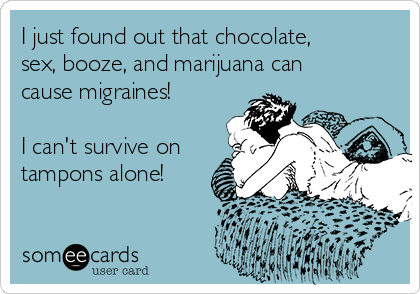 Sex and migraines