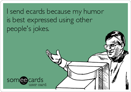 jokes about other people