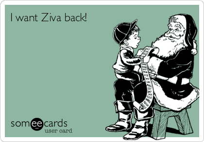 I want Ziva back!