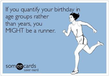 If You Quantify Your Birthday In Age Groups Rather Than Years MIGHT Be A