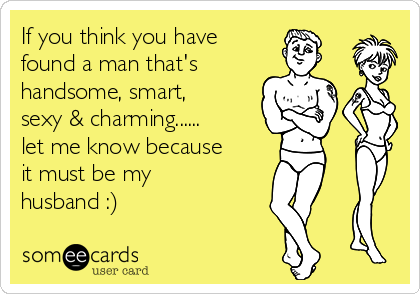of men ecard sexy