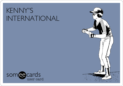 KENNY'S INTERNATIONAL