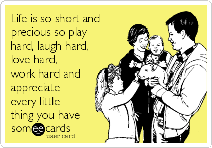 Usercards created by $ greglester   Someecards  Hard