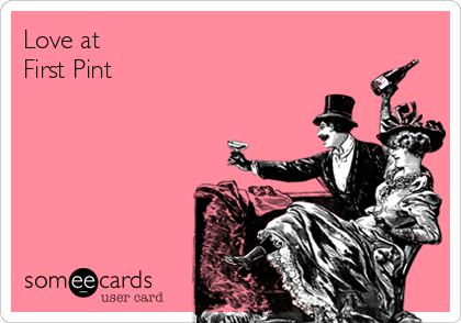 Love at First Pint