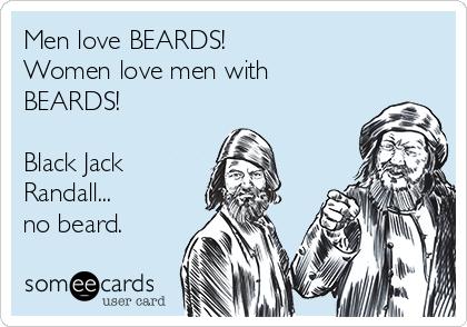 women who like men with beards