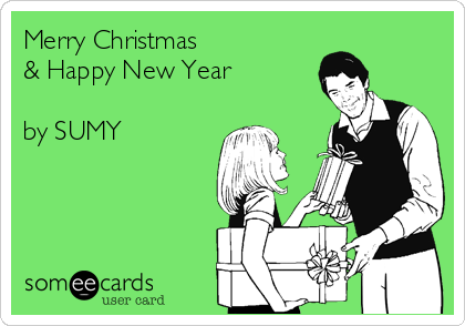 Merry Christmas & Happy New Year  by SUMY