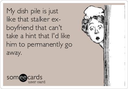 Stalker ex boyfriend