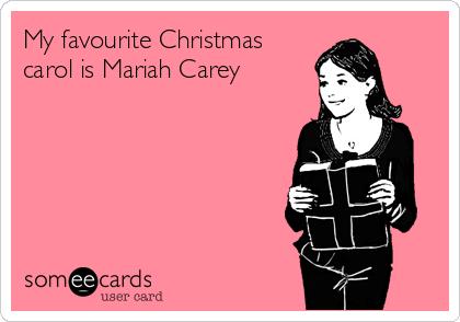 Mariah Carey Christmas Png.My Favourite Christmas Carol Is Mariah Carey Christmas