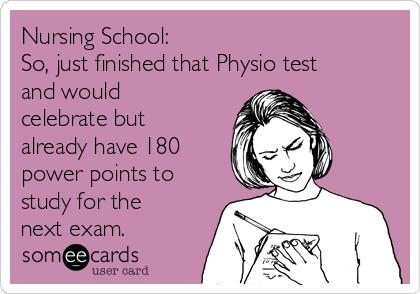 Nurse Ecards Tumblr Nursing School Exam Ecards