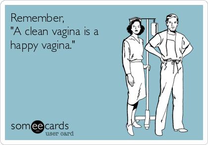 Clean vagina photos