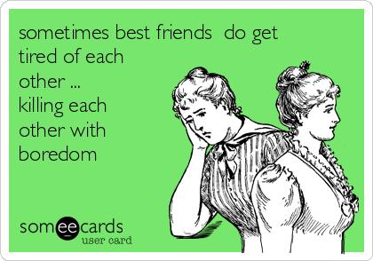 what do bestfriends do