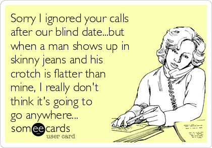 where to go on a blind date