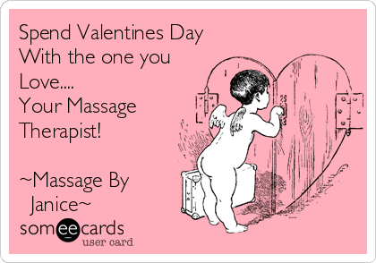 spend valentines day with the one you love your massage therapist - Valentines Day Massage