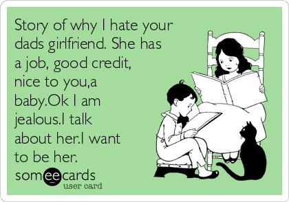 i want a nice girlfriend