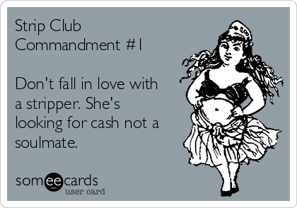 Stripper e-cards for her
