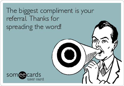 compliment word