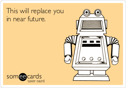 This will replace you in near future.
