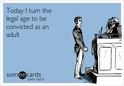 Legal Age Of Adult