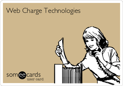 Web Charge Technologies