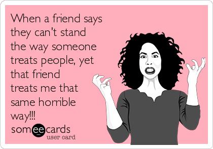 Friend Treats Me Like A Therapist
