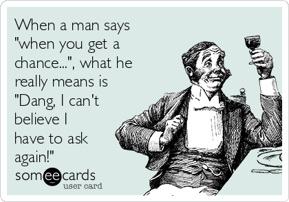 when a man says i really like you