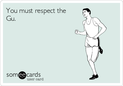 You must respect the Gu.