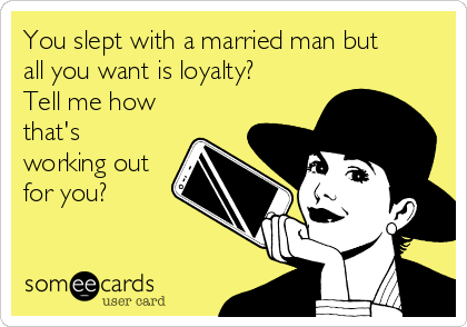Want why man does me a married Why Women